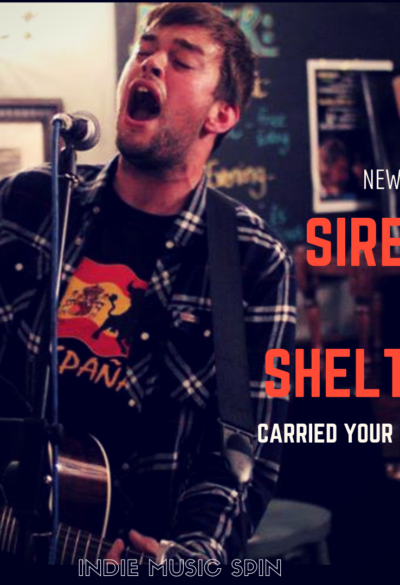 Sirens and Shelter gets to work on a new sound
