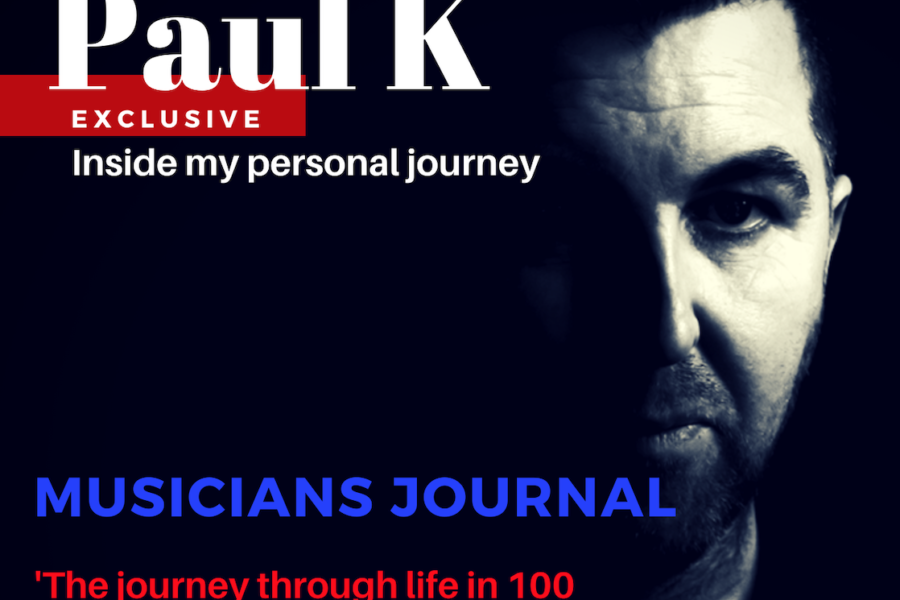 Paul K The journey through life in 100 spoken phrases